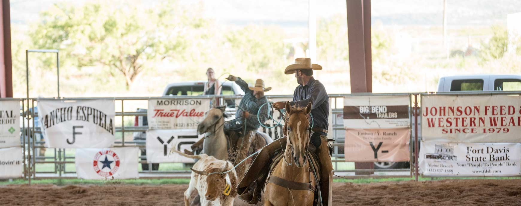 Results – Big Bend Ranch Rodeo